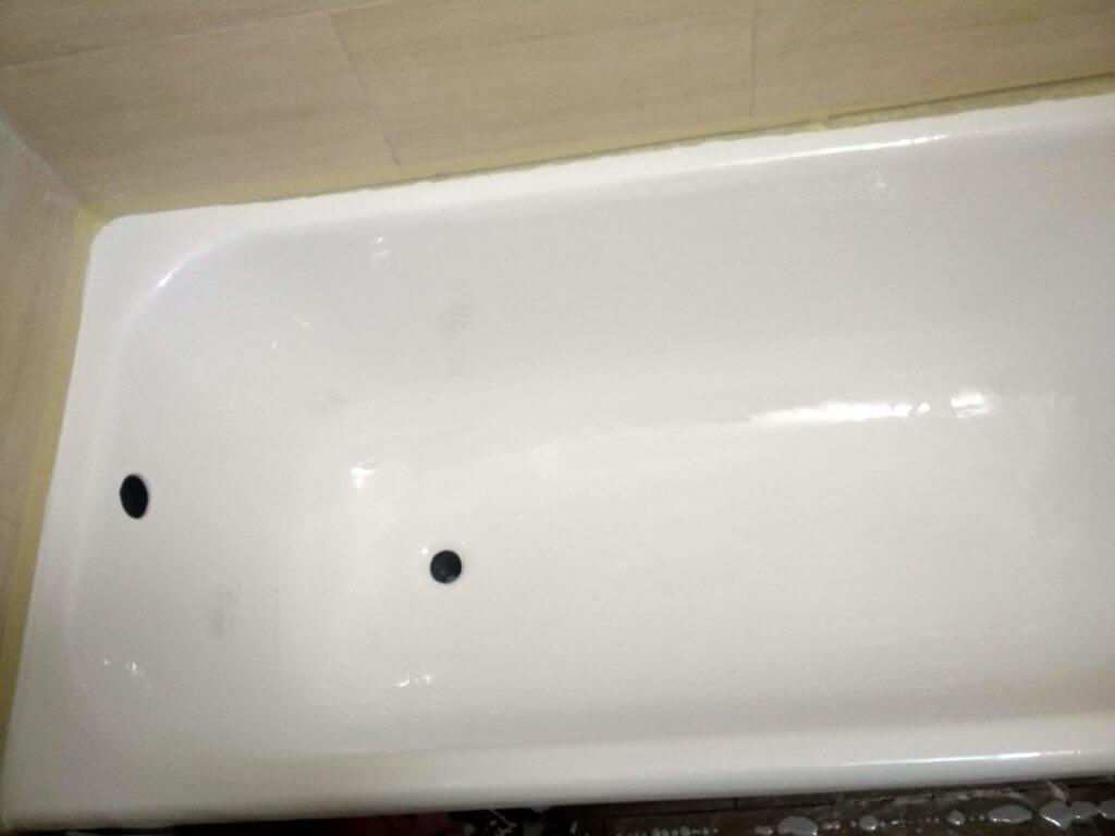 Отреставрированная ванна 2