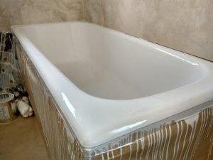 Реставрация ванн киев 13